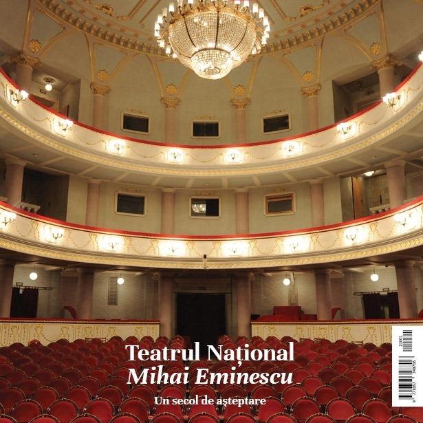 """Coperta revistei """"Moldova"""" dedicată centenarului TNME"""