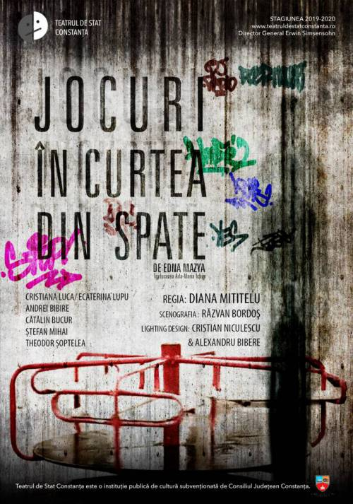Read more about the article Jocuri în curtea din spate
